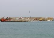 Obras en el Puerto