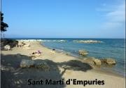 Playa Sant Martí d'Empuries