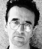 Roberto Bolaño, fotografiat a Blanes