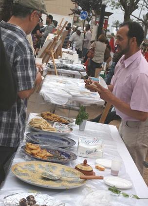 La gastronomia facilita l'intercamvi cultural
