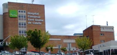 Hospital Sant Jaume de Calella