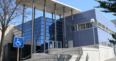 Edifici de la regidoria de Promoció de la ciutat