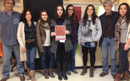 Guanyadores i finalistes de l'última edició del concurs literari