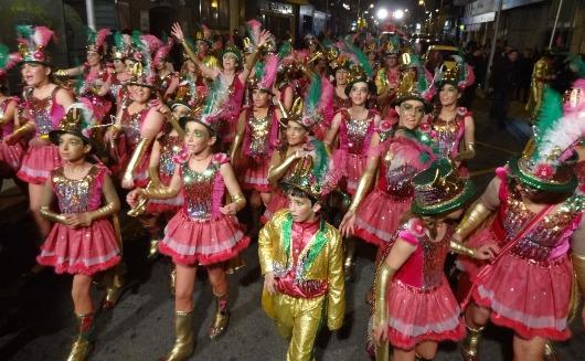 Carnaval 2013 a Blanes / Foto: JFG