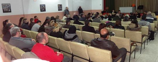 Cientos de personas de Blanes están afectadas por las hipotecas / Foto: JFG