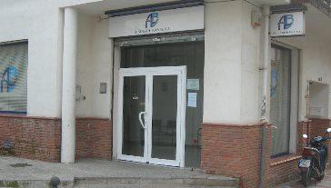 Oficina de la compañía Aigües de Blanes