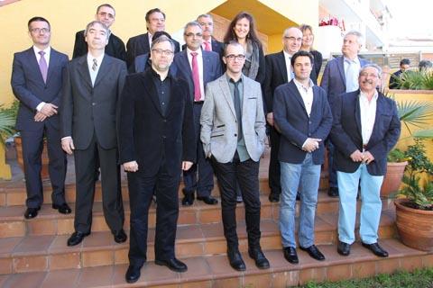 Guanyadors i jurat dels Premis Recvll 2013