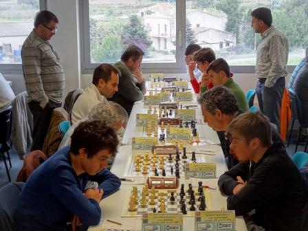 Jugadores participantes en el II Open Vila de Blanes / Foto: JFG