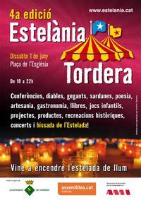 Cartell de la fira Estelània