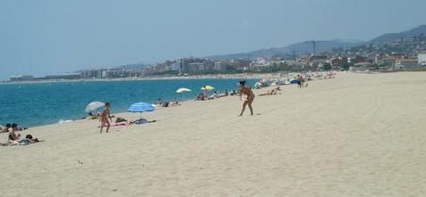 Playa de La Pomareda