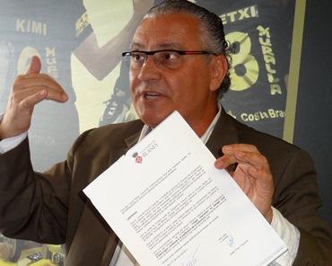 Josep Ridaura / Foto: Archivo Blanesaldia.com
