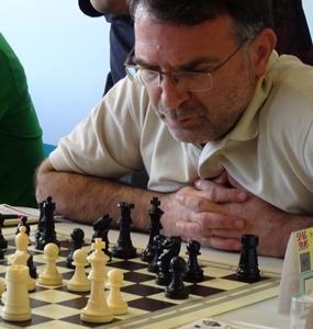 Vicenç Aguilà, mejor jugador del Club d'Escacs Blanes del torneo