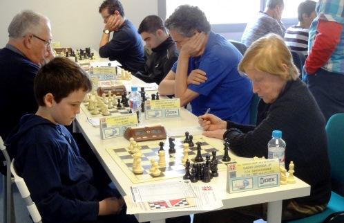 El ajedrez, disciplina deportiva al alcance de todas las edades