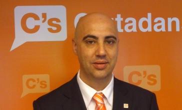 Moisés Manzano és el nou coordinador de C's a Blanes