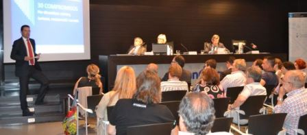 Presentació del pla de dinamització / Foto: Radio Pineda