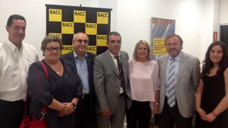 inaugurada la nova oficina del racc a blanes blanesaldia