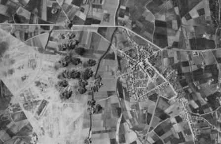 Bombardeig del camp d'avió de Vidreres, ara fa 75 anys