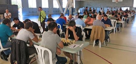Vilobí viurà una competició d'escacs d'alt nivell / Foto: La Selva Comunica