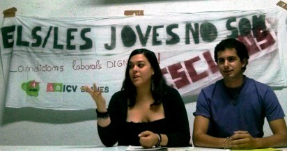 Jèssica Terron i Victor Catalan