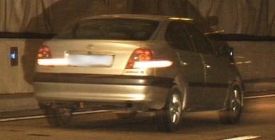 El vehicle infractor / Foto: Mossos d'Esquadra