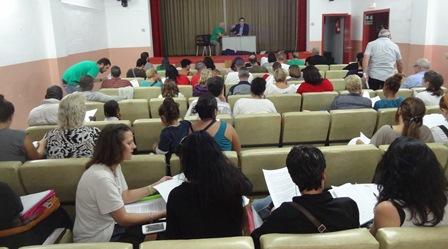 Imagen de la sesión / Foto: JFG