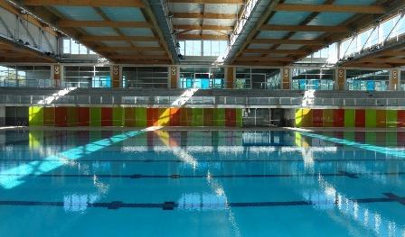 Imatge de la nove piscina / Foto: JFG - Blanesaldia