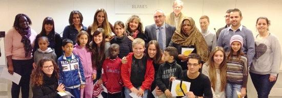 Els mentors i els alumnes de l'edició d'enguany