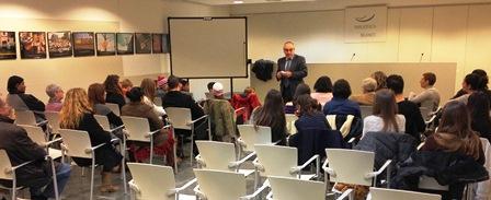 Intervenció de l'alcalde Josep Marigó