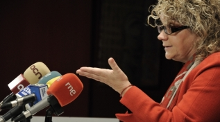 La diputada socialista Marina Geli