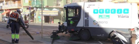 Unicament es fa en l'Avinguda Catalunya