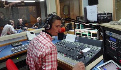 Instalaciones de Radio Blanes / Foto: JFG