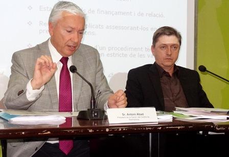 Antoni Abad i Salvador Balliu