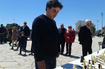 Carlos Salgado, impulsor de la Escola d'Escacs