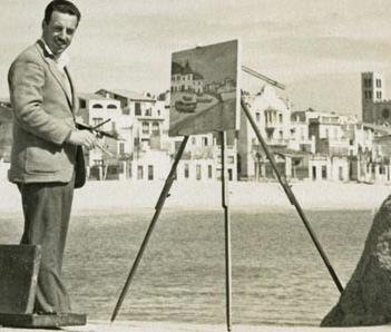 Rafael Bataller / Foto: Arxiu Municipal de Blanes