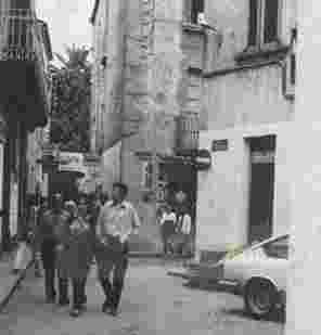 Carrer Santa Cristina