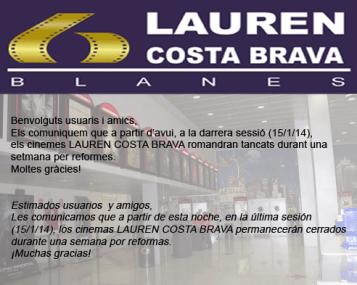 Captura de pantalla de la web www.laurenfilm.es