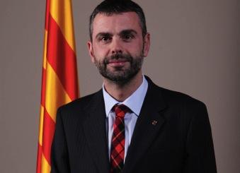 El conseller Santi Vila