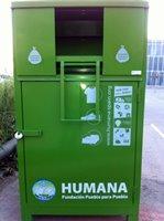 Contenedor de Humana