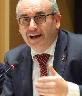 Josep Marigó, alcalde de Blanes