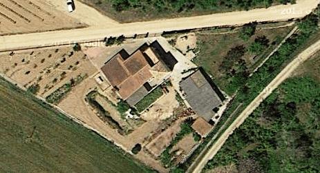Masia de Tordera / Foto: Google Earth