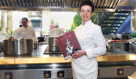 La cuinera Carme Ruscalleda apadrina el llibre
