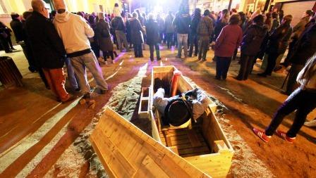 Enterro de la sardina / Foto: Quim Llorens