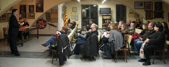 Àngel Canosa va ser escollit alcaldable per l'assemblea de militants i simpatitzants d'ERC de Blanes