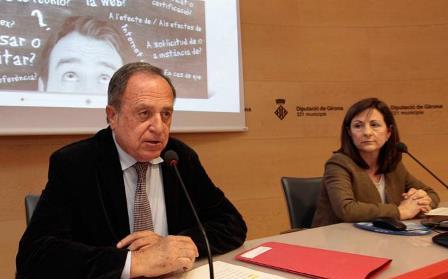 Joan Giraut i Verónica Solà / Foto: Pere Duran