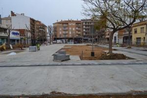 Remodelació de la Plaça Espanya