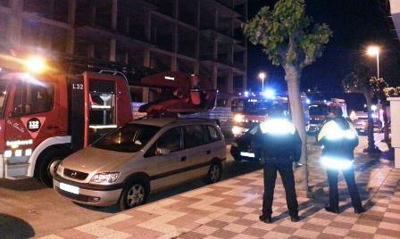 Foto: Policia local de Blanes