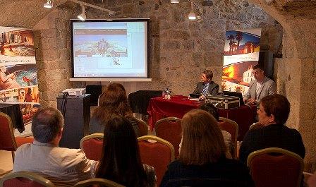 Imatge de la presentació / Foto: Ajuntament de Caldes