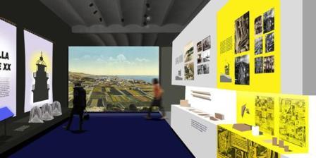 Imartge virtual del futur Museu del Turisme