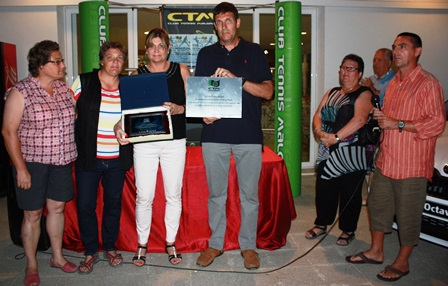 Foto: Club de Tennis Malgrat