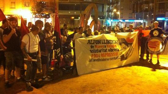 Foto: CNT-AIT de Pineda de Mar